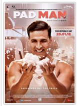 Pad Man - (Hindi)